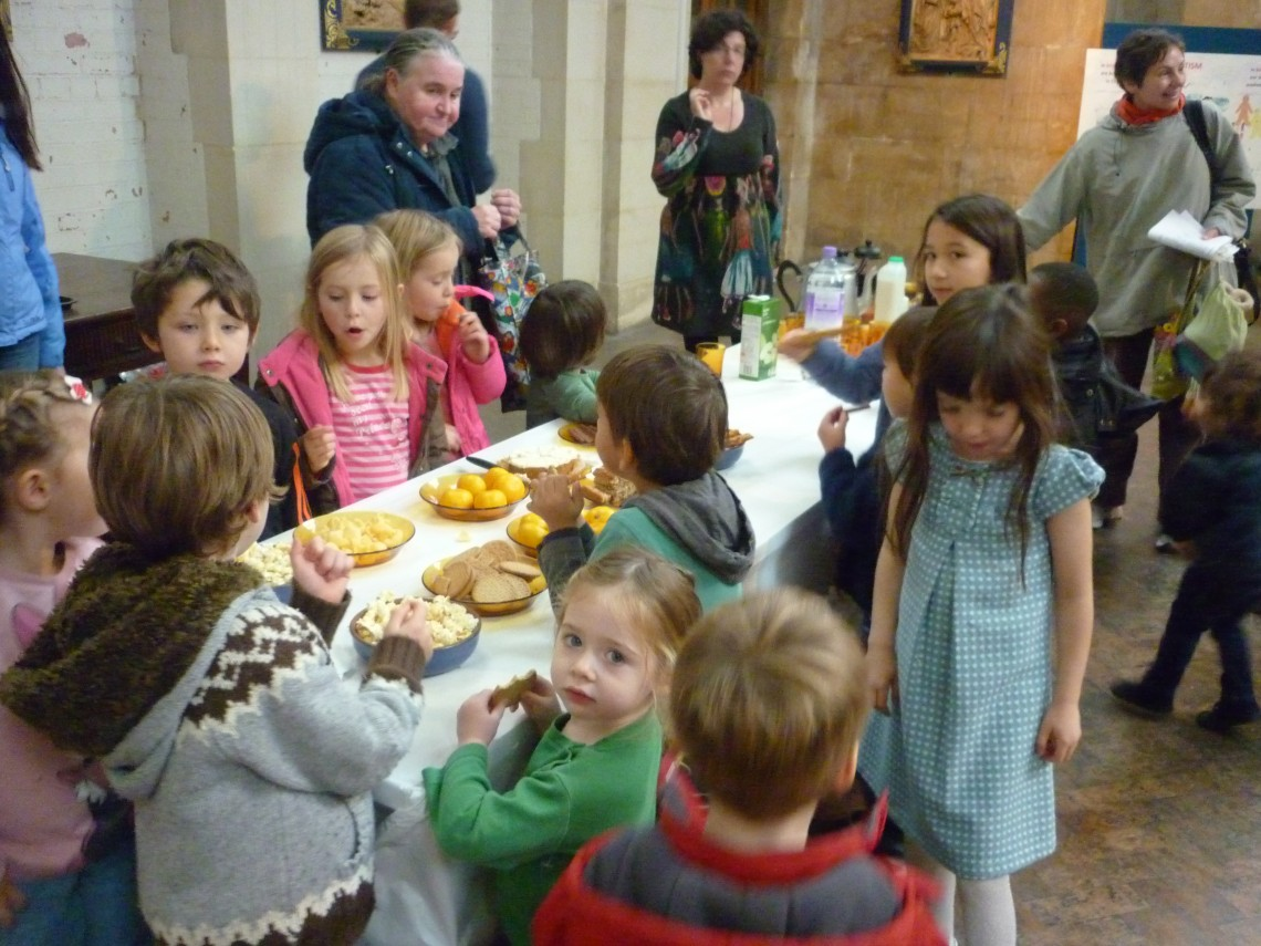 Advent Children's Mass
