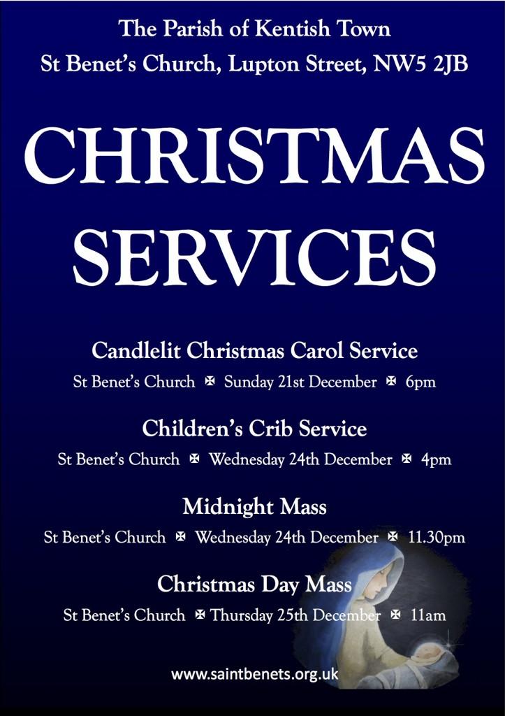 Christmas Poster 2014