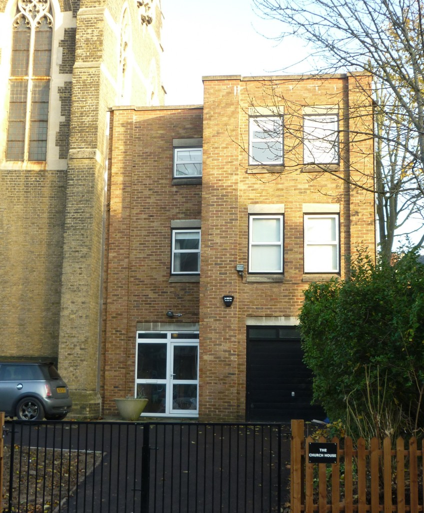 The Church House, Ospringe Road.