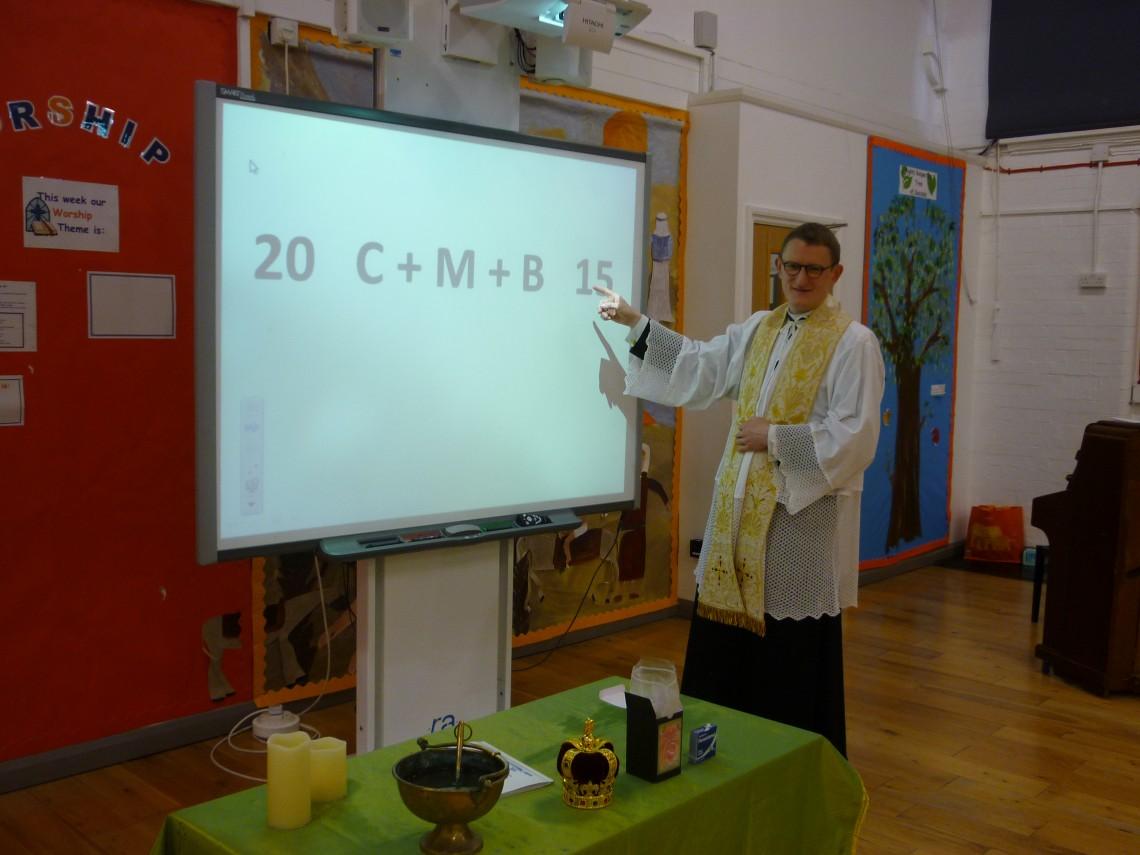 Epiphany at Kentish Town School