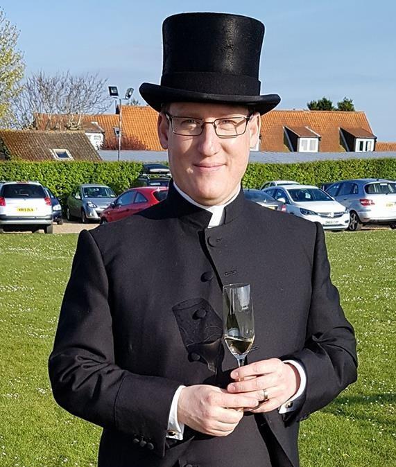 Fr Lee Clark