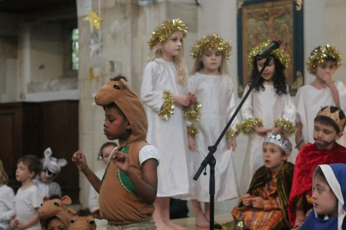 Infant Nativity Service