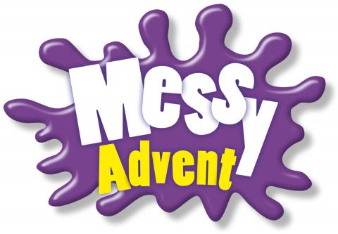 Messy Advent – Lighting up the world!