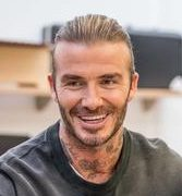 David Beckham visits Kentish Town CE Primary School