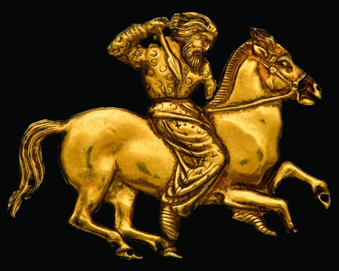 The Scythians British Museum Visit