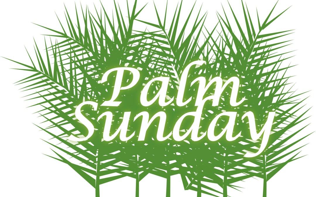 6 pm Palm Sunday Evening Service