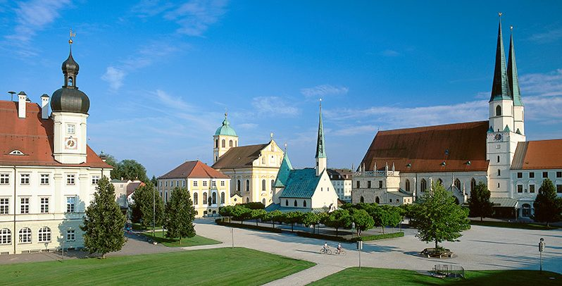 2020 Bavaria Pilgrimage: the Shrine of Our Lady of Altötting