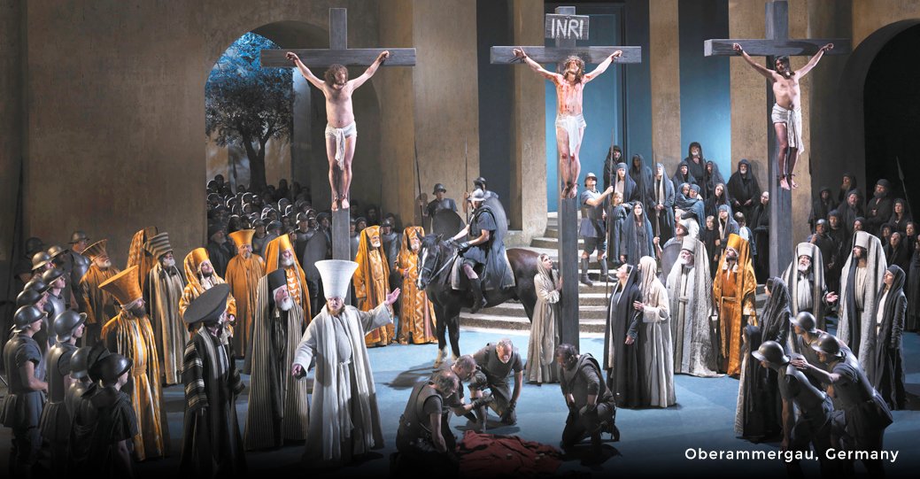 The Oberammergau Passion Play