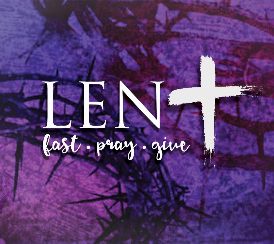 Lent 2020 at St Benet's