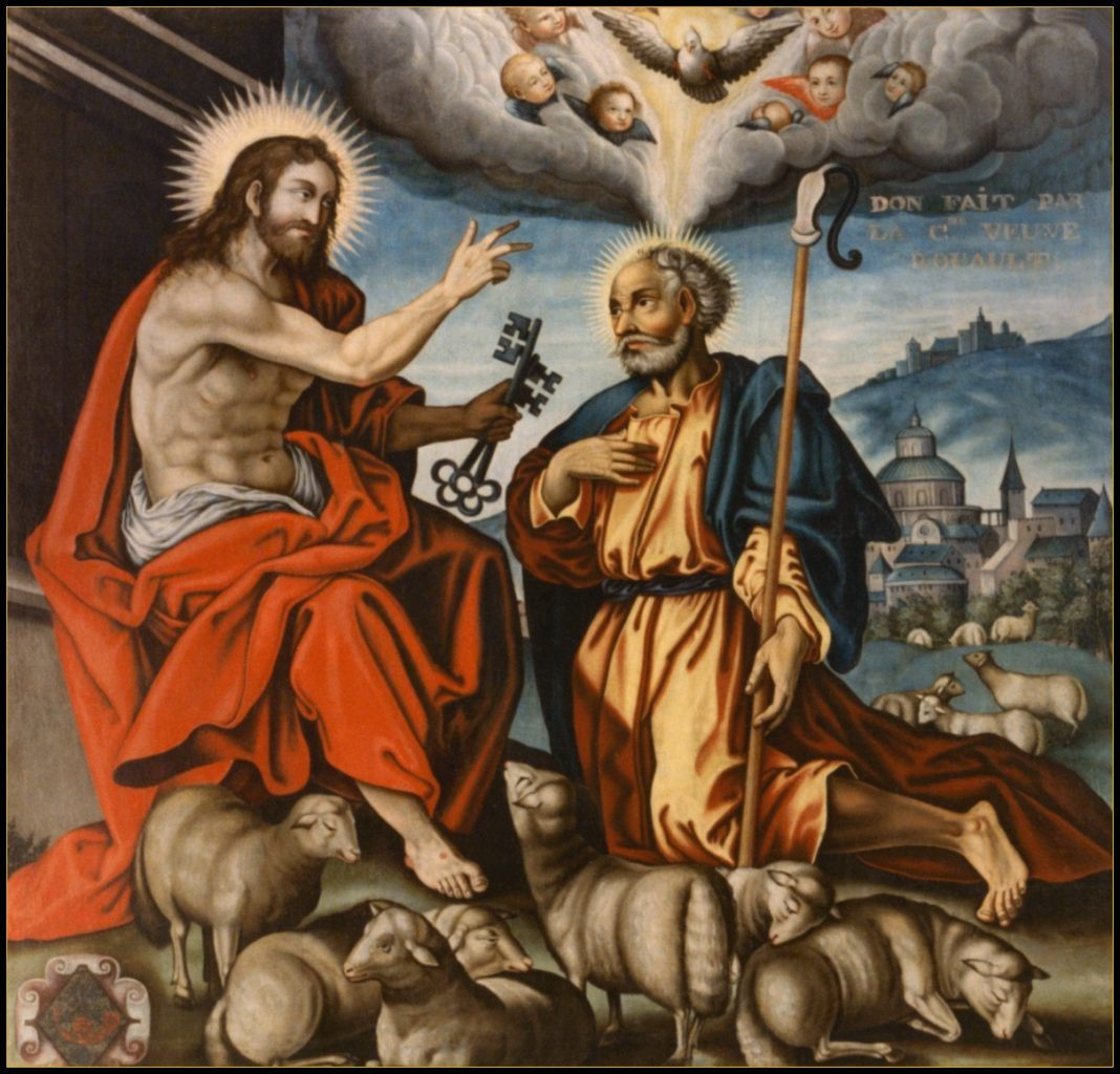 A homily for the 21st Sunday in Ordinary Time