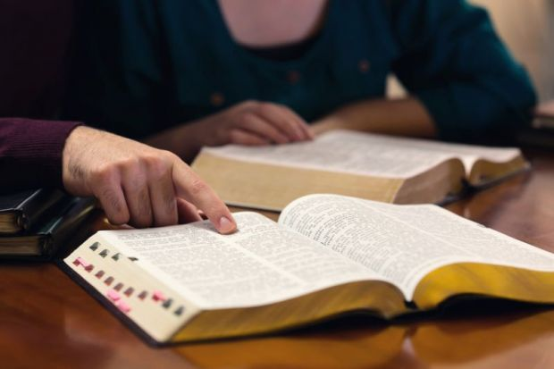 Theological formation for autumn 2020 at St Benet's