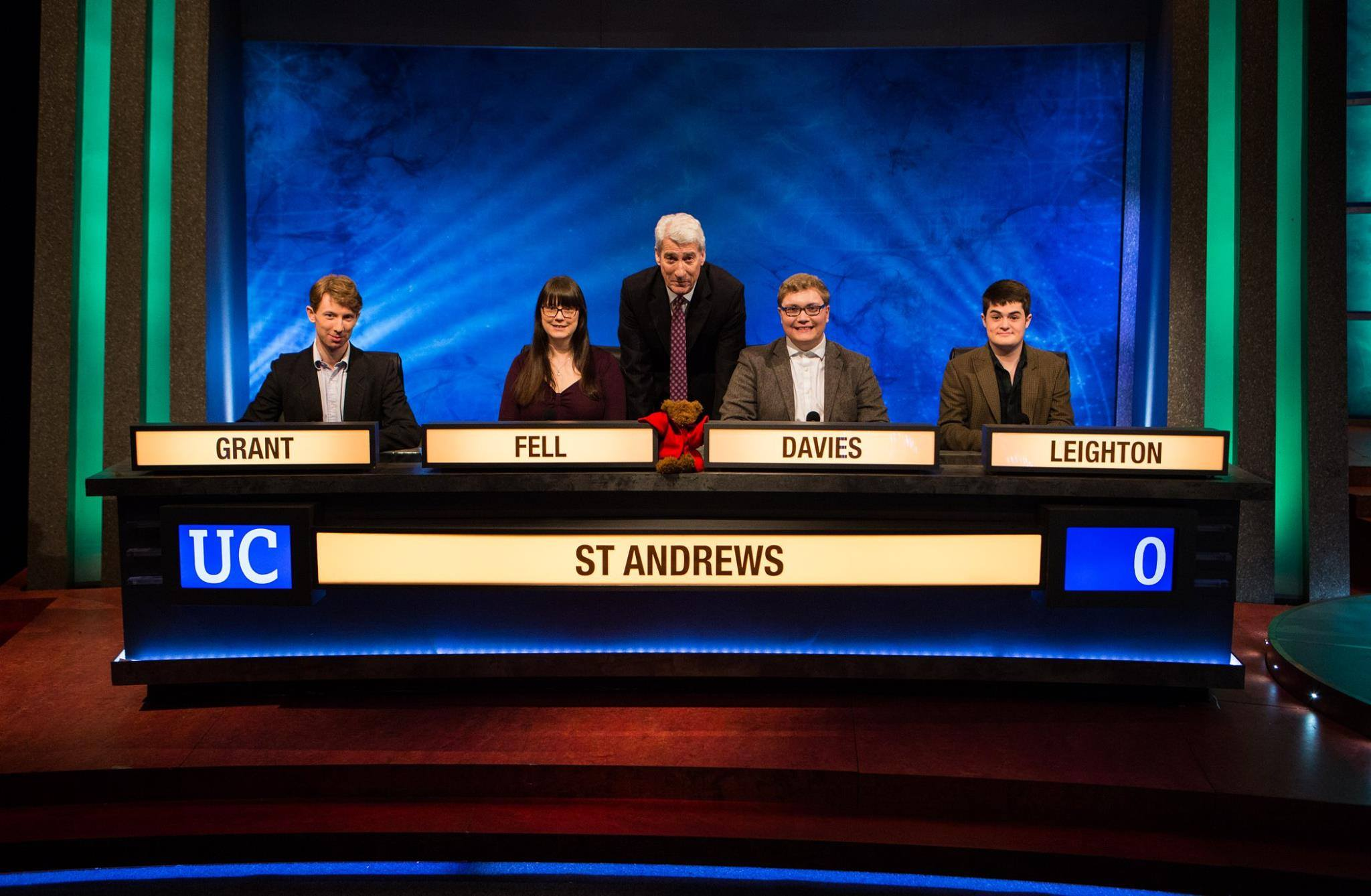 Euan Grant, (Pastoral Assistant 2013-14) went on to return to theological study at St Andrews University, and appeared on this year's University Challenge!