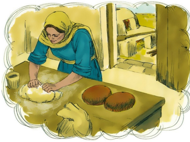 A sermon: the parable of the yeast and the dough